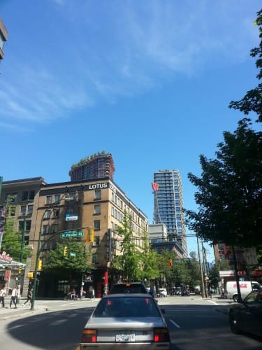 vancouver – east side