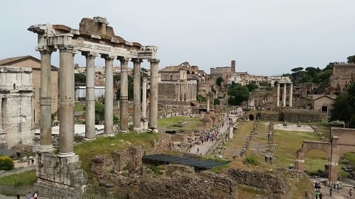 blog: rome and back again