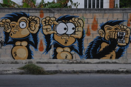 mexican graffitipart two