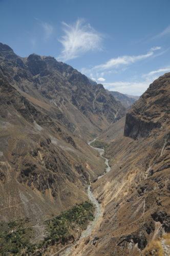arequipa + the colca canyon